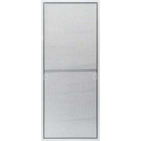 Москитная сетка белая 109х45 см к окну ПВХ 120х100 см