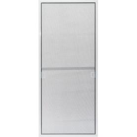 Москитная сетка белая 105х45 см к окну ПВХ 116х100 см