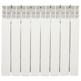 Радиатор Monlan 500/96, 8 секций, алюминий