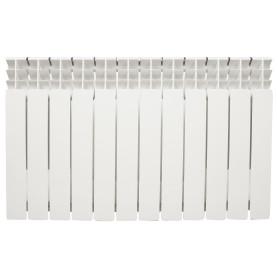 Радиатор Monlan 500/96, 12 секций, алюминий