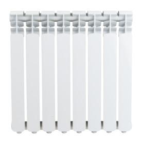 Радиатор Monlan 500/70, 8 секций, алюминий