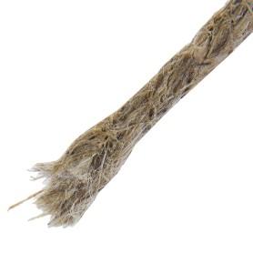 Шпагат крученый 2 мм, 60 м, лен, цвет бежевый