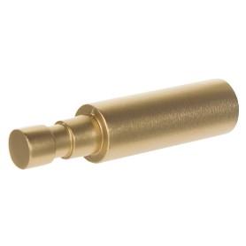 Удлинитель к держателю 4 см цвет золото матовое