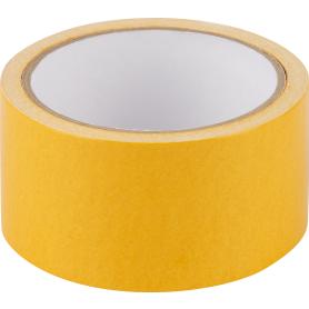 Лента клейкая двухсторонняя 0.05 мм х 10 м для укладки напольных покрытий