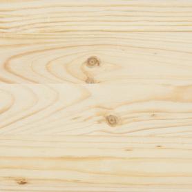 Мебельный щит 800х200х18 мм хвоя, сорт A/B