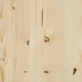 Мебельный щит 2000х400х18 мм хвоя, сорт A/B