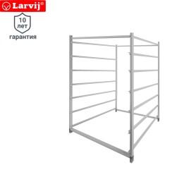 Рама для стеллажа Larvij 7 ярусов 560х430х750 мм