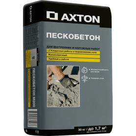 Пескобетон Axton 30 кг