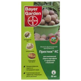 Средство для защиты садовых растений от вредителей «Престиж» 60 мл