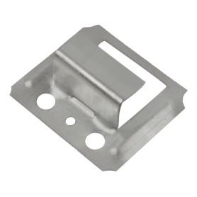 Крепеж для блок-хауса №8, с гвоздями, 30х25 мм, 50 шт.