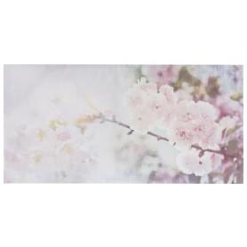 Картина на холсте «Ветка сакуры» 50х100 см