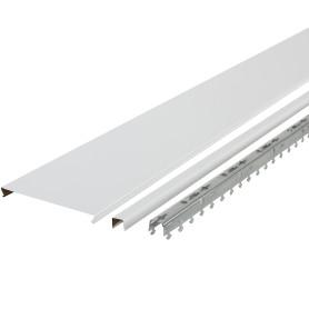 Комплект потолка Artens 1.7х1.7 м цвет белый матовый