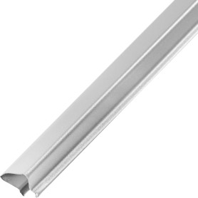 Раскладка Artens 25x3000 мм цвет серебристый металлик, 2 шт.