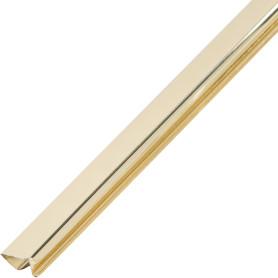 Раскладка 25x3000 мм цвет золото люкс, 2 шт.