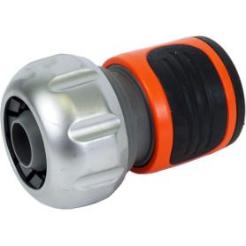 Коннектор для шланга быстросъёмный с автостопом Gardena Comfort 3/4 дюйма