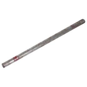 Труба с наружной резьбой d 25 мм L 1 м оцинкованная сталь
