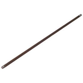 Труба стальная черная 1/2 L1м