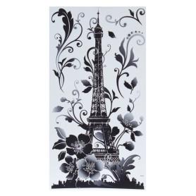 Наклейка влагостойкая «Эйфелева башня» RDA 5634