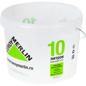 Ведро 10л, пищевой пластик