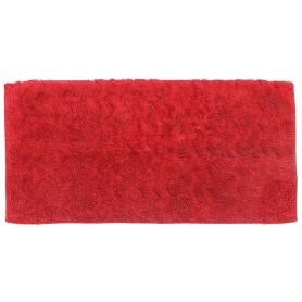 Коврик для ванной комнаты «Casa» 50х80 см цвет красный