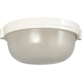 Светильник круглый TDM Electric НПБ 1301 1xE27x60 Вт, цвет белый, IP54