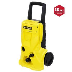 Мойка высокого давления Karcher K4 Basic, 130 бар, 420 л/ч
