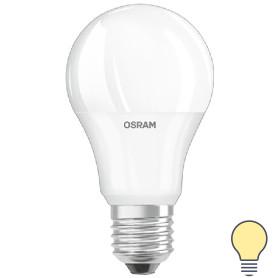 Лампа светодиодная Osram шар E27 10 Вт 1050 Лм свет тёплый белый
