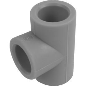 Тройник ⌀20 мм FV-PLAST полипропилен