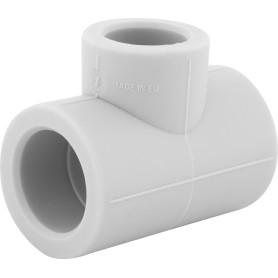 Тройник ⌀25x20x25 мм FV-PLAST полипропилен