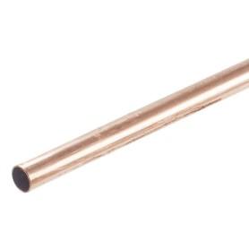Труба Wieland Ø 15 мм 2.5 м неотожжённая медь
