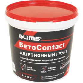 Бетонконтакт Glims БетоContact 4 кг