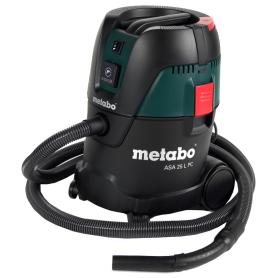 Пылесос Metabo ASA 25 L PC, 1250 Вт, 25 л