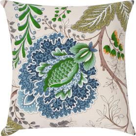 Подушка декоративная «Casandra» 40х40 см цвет синий