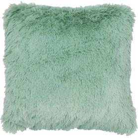 Подушка декоративная 40х40 см цвет зелёный