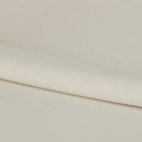 Ткань 1 п/м 280 см блэкаут однотон цвет экрю