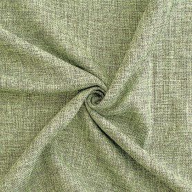 Ткань «Рогожка» 1 п/м 280 см цвет зелёный