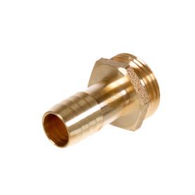 Штуцер для шланга BOUTTE  19 мм х 25 мм. наружная резьба