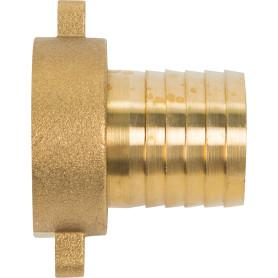 Штуцер для шланга BOUTTE, 25 мм. - 25 мм.внутренняя резьба