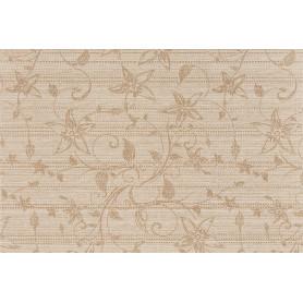 Плитка настенная «Линеа Крема» 40.5х27.8 см 1.69 м2 цвет бежевый