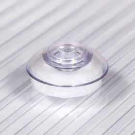 Термошайба универсальная, цвет прозрачный, 50 шт.