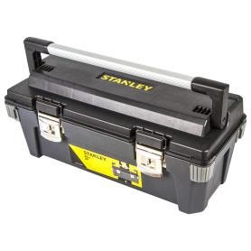 Ящик для инструмента Stanley 645х273х269 мм, пластик, цвет чёрный