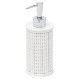 Дозатор для жидкого мыла настольный «Classic» цвет белый