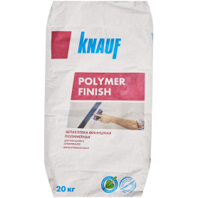 Шпаклёвка полимерная финишная Knauf 20 кг