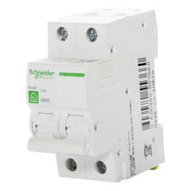 Выключатель автоматический Schneider Electric Resi9 2 полюса 16 A