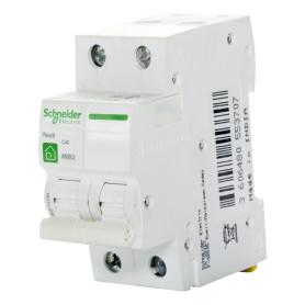 Выключатель автоматический Schneider Electric Resi9 2 полюса 40 A