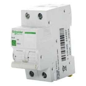 Выключатель автоматический Schneider Electric Resi9 2 полюса 63 A