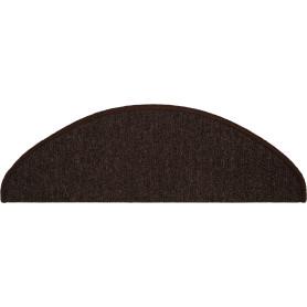 Коврик для ступеней «Astra» 65x25 см цвет коричневый