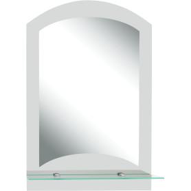 Зеркало «Арго» с полкой 40 см