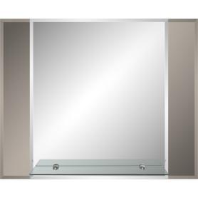 Зеркало «Чили» с полкой 60 см