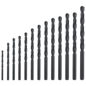 Набор свёрл по металлу 13 шт., 1.5-6.5 мм